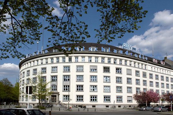 GID Standort Berlin Funkhaus