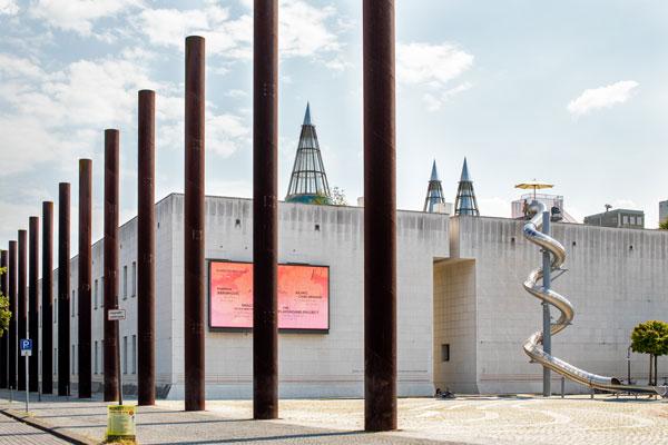 GID Standort Bonn Bundeskunsthalle
